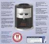 Water dispenser WD2636BLK-2