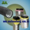 ALUMINUM & PVC COMBINED FLEXIBLE DUCT (Fan Ducting)