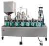 Piston Type Semi-Automatic Liquid Filler