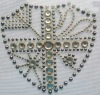 hot-fix transfer rhinestone,iron on products,glass hotfix rhinestones
