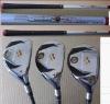 Golf set,golf hybrid,golf hybrid set,2009 golf rescue hybrid