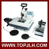 Digital combo Heat Press Machine--Mug Press/Cap Press/Plate Press And T-Shirt Press