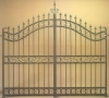 iron crafts wrought iron gates 008