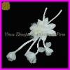 Wholesale Fabric Flower Brooch for Wedding Invitation XZ-064