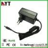12v3a power adapter with Eu plug for set top box