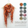 check design elastic scarf sale