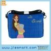 JSMART messenger bag student lovefoto customized promotional giftware