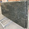 cheap green granite slab size