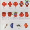 Ductile Iron grooved fitting with cheap price and high quality