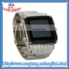 Hot Sales !! W81 Waterproof Watch Phone Black With Silver