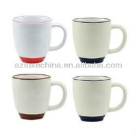 ceramic mug printed box 14oz ceramic coffee mug stock china mugs