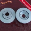 Japanese car disc brake parts