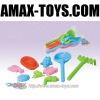 sum-0048076 sand tools toys 9PCS
