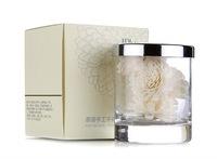 Fragrance Flower Diffuser with Glass Holder/Jar