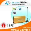 Sharing Digital Car Freeview Digital DVB-T TV Receiver Box MPEG2
