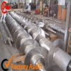 SS Screw Worm Main Shaft