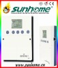 Web-based sola water heater controller--Split solar water heating system