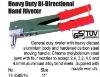 Bi-Directional hand riveter