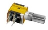 12mm rotary switch with metal shaft