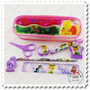Kids Stationary Set with ruler and scissors