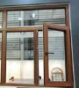 aluminum alloy Window, inward double opening, beautiful thermal break