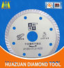 diamond turbo saw blade for tile/brick/block/slate/stones/concrete