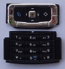Mobile phone Keypad For NOK N95 black,accept paypal