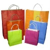 Paper handbag machine