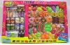 Plastic Toy Food Set