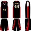 oem custom team basketball jerseys