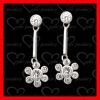 fashion jewelry manufacturer earrings sterling silver