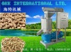 ZLP sieries Biomass Granulator -- wood pallets