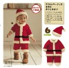 Christmas Romper with Hat for Baby Infant Romper Winter/Chrismas Bodysuit Costume Santa Claus ,Free Shiping