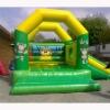 Inflatable monkey bounce Slide,Inflatable wild animal Jump, jungle combo