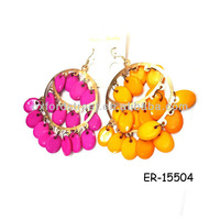 Top Quality Of Lady Beads Earring--ER-15504