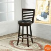 High density wooden cushion Barstool