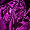 bright polyester satin lycra fabric
