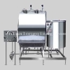 CIP cleaning system for food factory