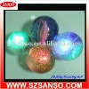 led flashing bouncing ball,water bouncing ball