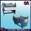 Two-sided edge folding machine