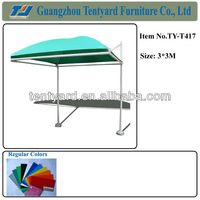 3*3m sunshade large canopy