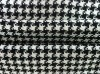 woven T/R houndstooth fabric