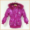 2012 Newest Girls Winter Dress Coats
