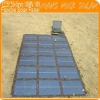 Portable Military Version 108W 18V Flexible Solar Panel Charger for Notebook, Mobile phone, MP4, MP3