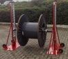 Hydraulic Cable drum jacks YF-5-8
