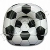 inflatable PVC soccer chair