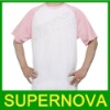 Sublimation transfer printing t shirts