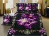 good color fastness polyester bed sheet set