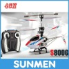Wholesale! 4CH Syma Infrared helicopter RC S800G