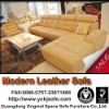 Modern leather sofa,lastest hot home furniture